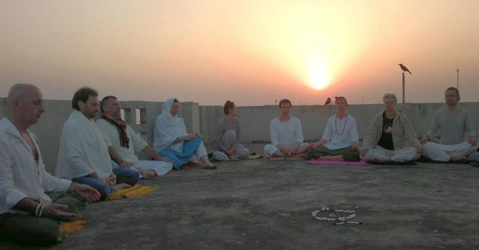 Pūris meditacija