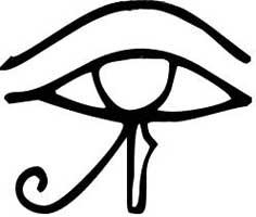egyptian-eye