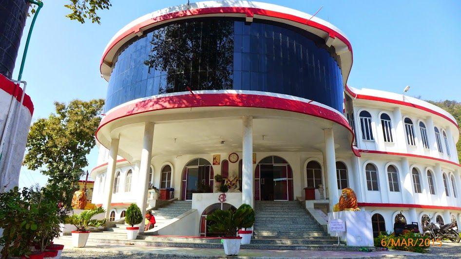krija ashram risikesh